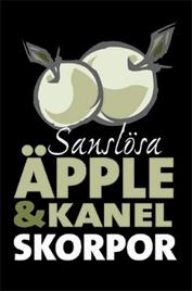 Äpple- och Kanelskorpor