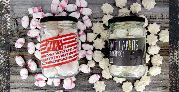Polka & Saltlakrits maränger