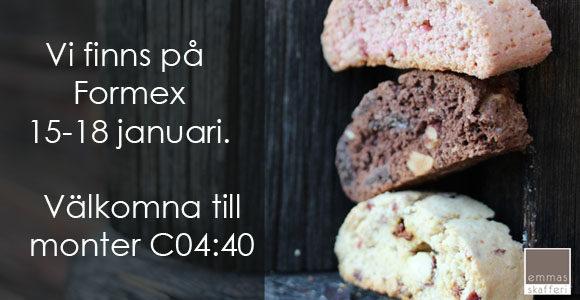 Kom och träffa oss på Formex